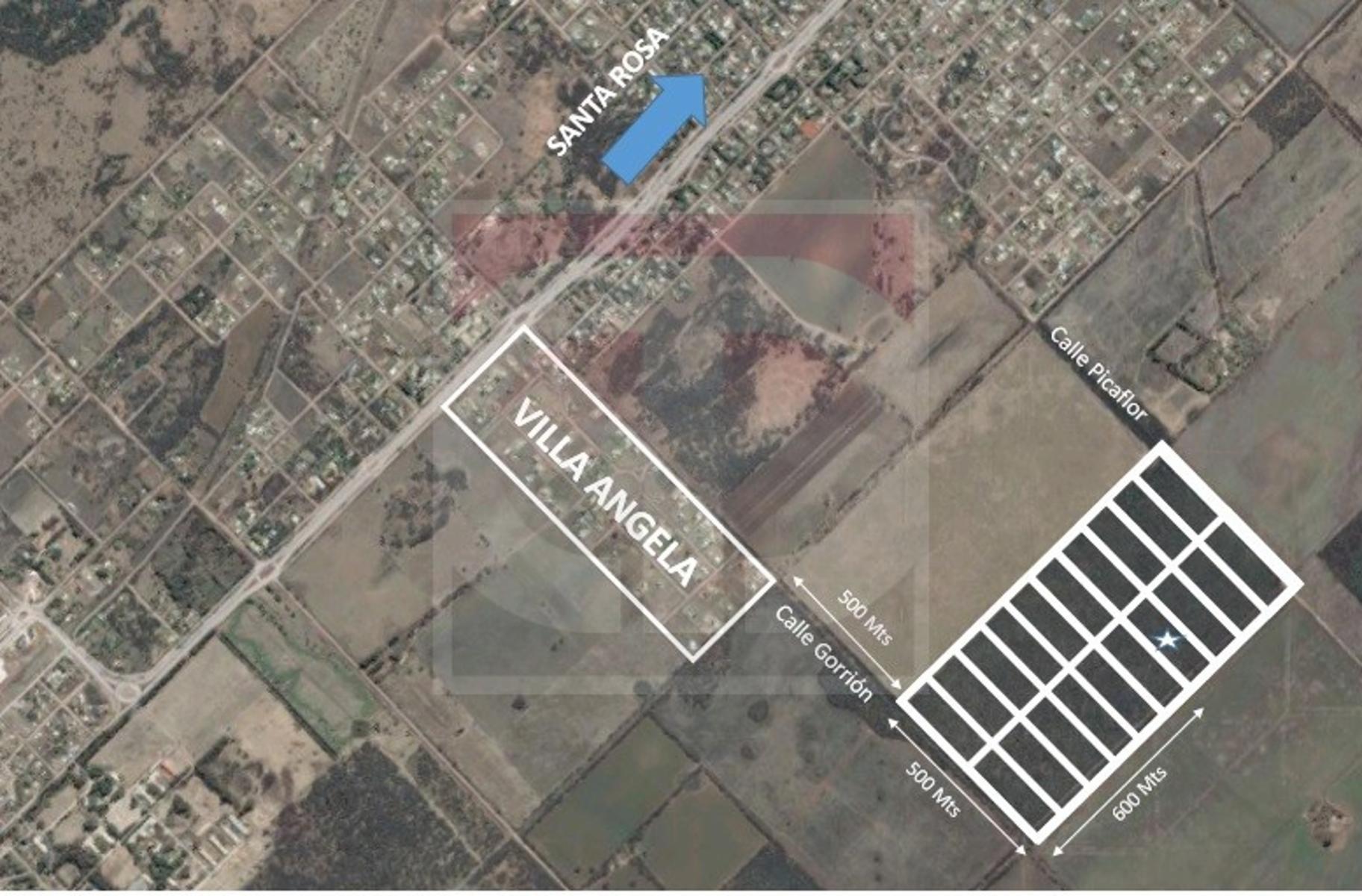 Venta lote de 2,5 hectáreas en Toay, DAIANA DOMINGUEZ NEGOCIOS INMOBILIARIOS