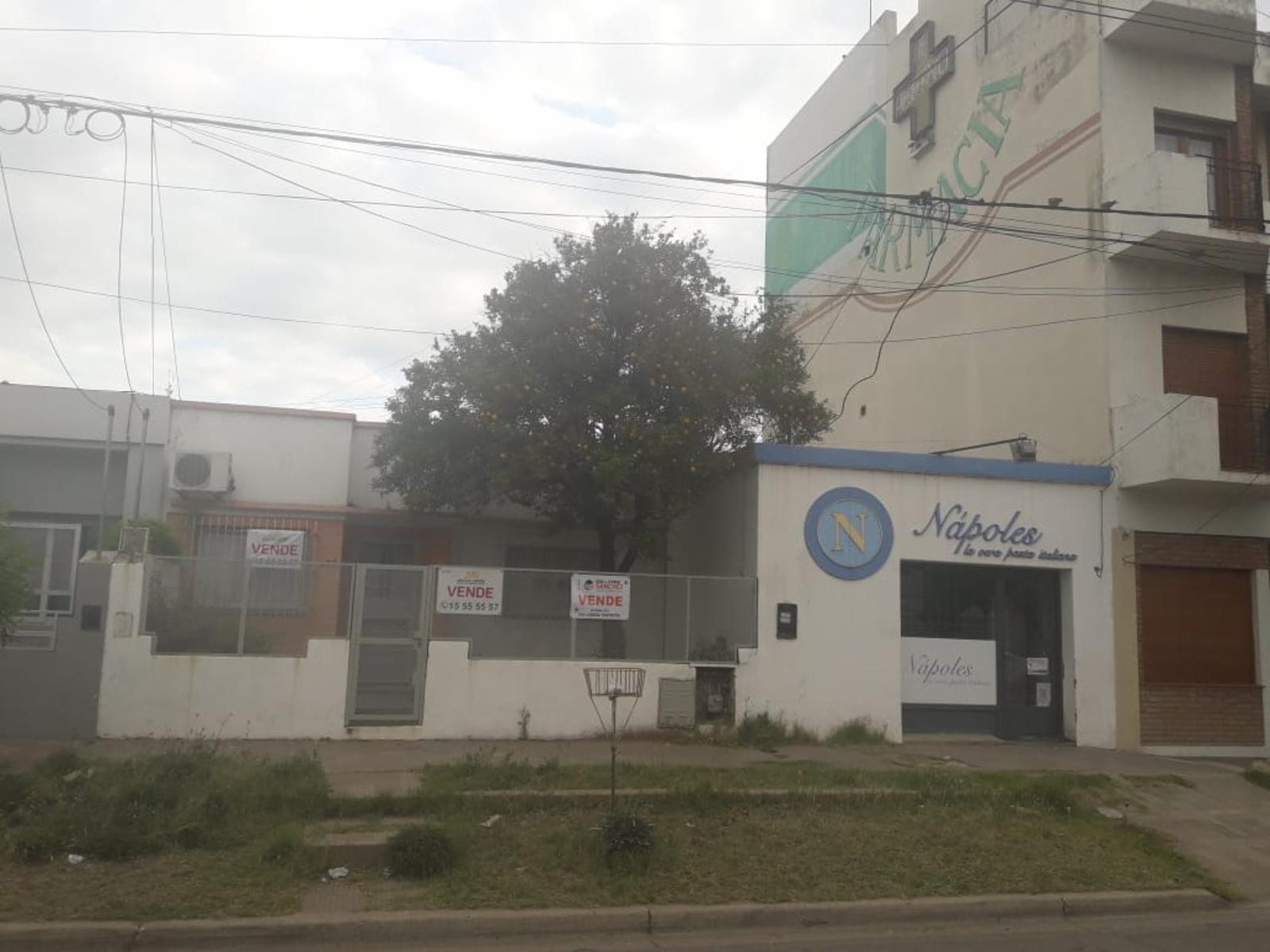 CASA SOBRE AVENIDA ESPAÑA IDEAL COMERCIO, Guillermo Sanchez Desarrollos Inmobiliarios