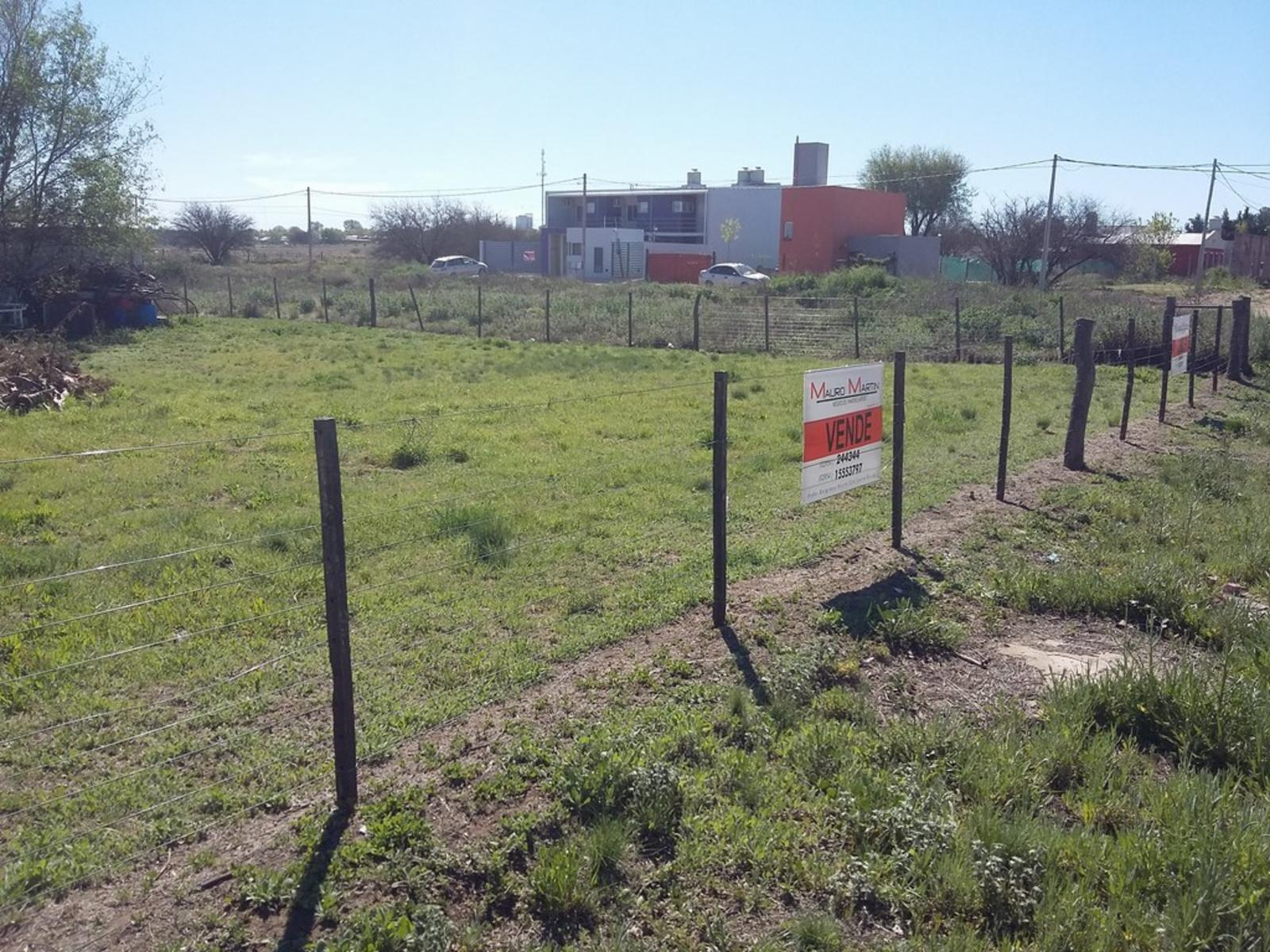Lotes de 300 m2 en Santa Rosa, Mauro Martin Negocios Inmobiliarios