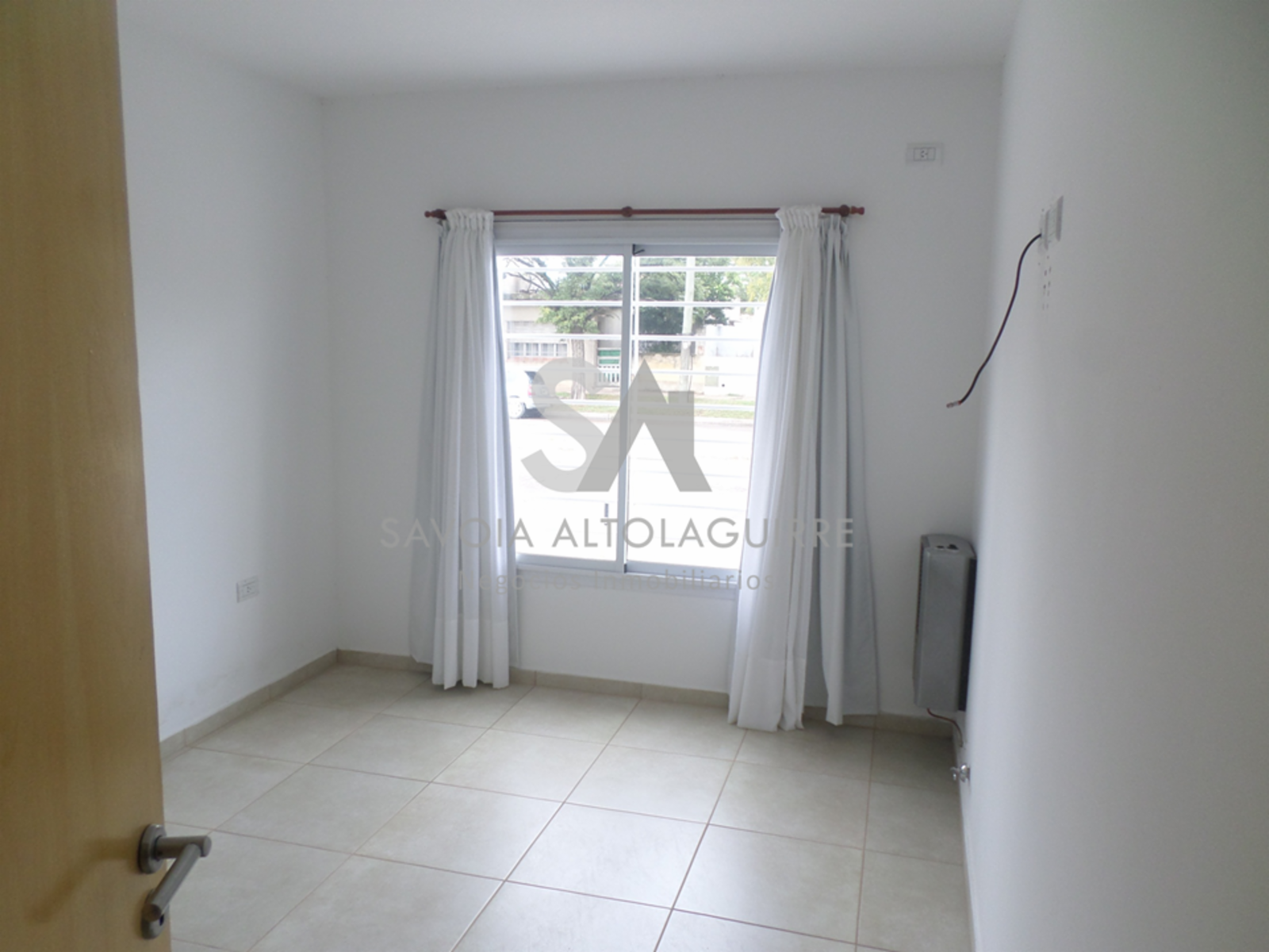 ALQUILA: DEPARTAMENTO 1 DORMITORIO S/AVENIDA EDISON, Savoia Altolaguirre Negocios Inmobiliarios